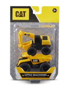 CAT MINI Machine 2 Pack Assortment