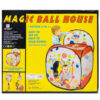 Magic Ball House Action 2-in-1