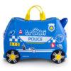 Trunki - Percy Police Car Kids Luggage