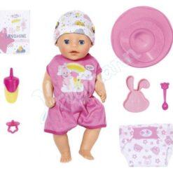 Baby Born Soft Touch G-Zapf Baby Little Girl 36cm 827321