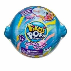 Pikmi Pops Bubble Drop Neon Wild Series Mystery Pack