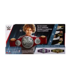 WWE Live Action Championship Title Roleplay Belt GDB49