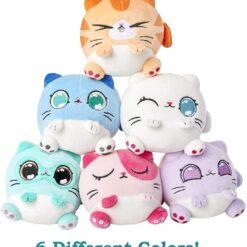 Kitten Catfe Meowable Scented Plush