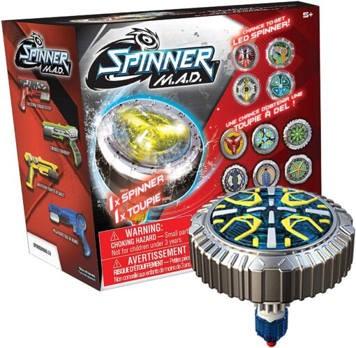 New in Spinner M.A.D. Single Spinner Pack (Styles May Vary)