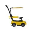 Baby 3 in 1 Push Car LB 473-Yellow
