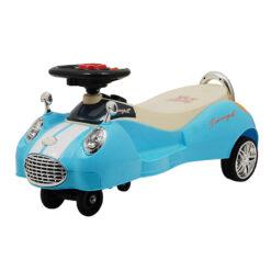 Baby Swing Car LB 6603-Pink