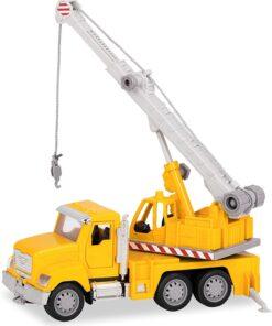 Driven Micro Crane Truck