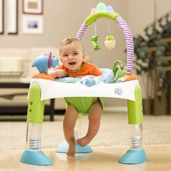 EvenFlo Exersaucer Fast Fold and Go D For Dino