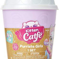 Kitten Catfé Purrista Girls Doll Figures Series