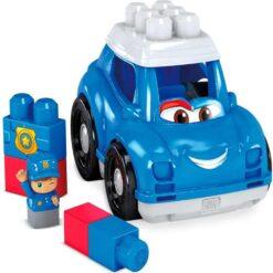 Mega Bloks - Peter Police Car