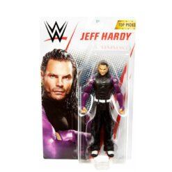 WWE Top Picks Jeff Hardy 6-Inch Action Figure