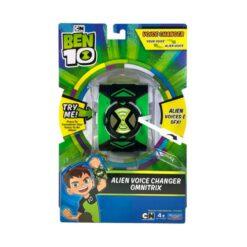Ben 10 – Alien Voice Charger Omnitrix