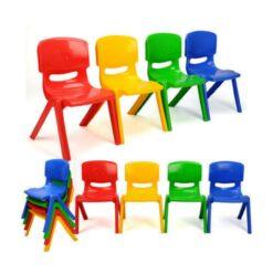 Outdoor & Indoor Kids Plastic Chair For Kids