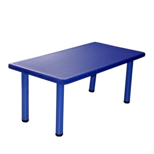 Rectangular Table for Kids-BLUE