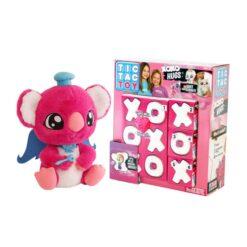 Tic Tac Toy - XOXO Hugs - Fuchsia