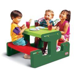 Little Tikes Junior Picnic Table Lit-479A00060