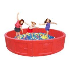Kids Plastic Ball And Sand Pit Playpen Outdoor & Indoor