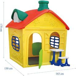 Kids Wonder House Taiwan Made Unbreakable Indoor Outdoor Playhouse
