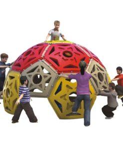 Big Outdoor Dome Climber For Kids 290x170cm
