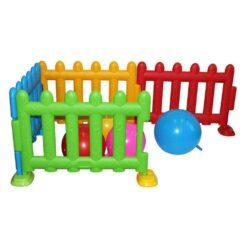 Kids Plastic Play Fence Big - 75 Cm - Playpen