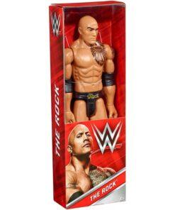 WWE Superstars Action Figure 30Cm The Rock-DJJ16