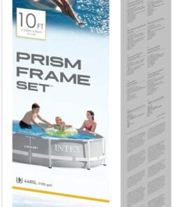 Intex Prism Frame Pools 10ft X 30 - 26700