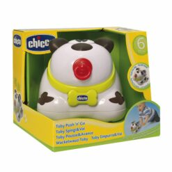 Chicco Toby Push 'n' Go Crawling Dog-CH05193