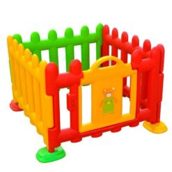Baby Playzone With Safety Gate - Playpen