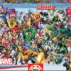 Educa Marvel Heroes - 1000 pieces - Puzzle-15193