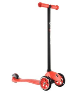 Globber My Free Fixed Solid Red - Black Scooter - 410-102