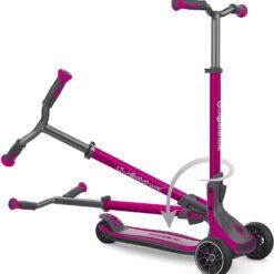 Globber Ultimum - Deep Pink - 612-110