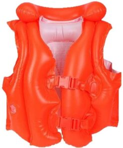 Intex Swim Vest Red 58671