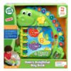 LeapFrog Dino's Delightful Day Playbook Toy