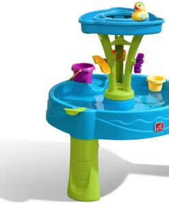 Step2 Summer Showers Splash Tower Water Table for Kids - 897400