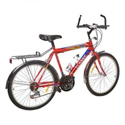 Classic MTB Bicycle 26 Inch Red