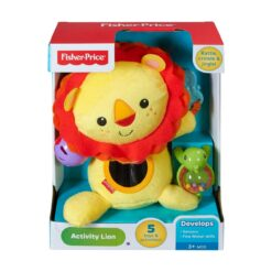 Fisher-Price Activity Lion-CGN89