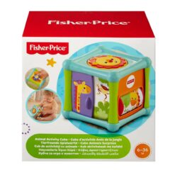Fisher Price – Animal Activity Cube (BFH80)