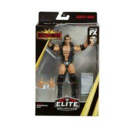 WWE Elite Series SCOTT HALL Wrestlemania True FX Action Figure-GCN14