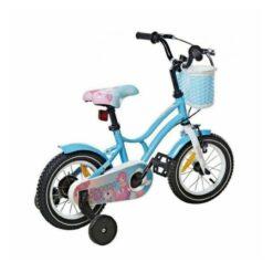 Kid's Bicycle Mogoo Venus 12 Inch Blue