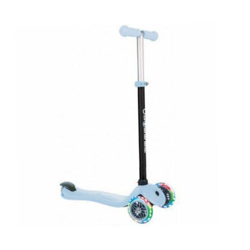 GLOBBER Go Up Sporty Lights Roller azure – 452-200-3