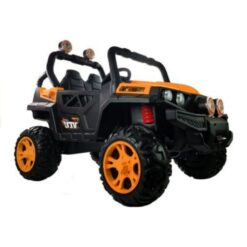 HL2188 Electric Ride On Rechargeable Car - Orange