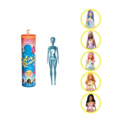 Barbie Color Reveal Doll with 7 Surprises GTP42