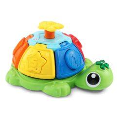 Leap Frog Sorting Surprise Turtle Multicolor
