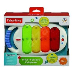 Fisher-Price Move 'N Groove Xylophone - BLT38