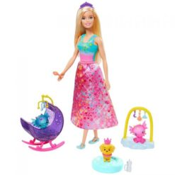 Barbie Dreamtopia Dragon Nursery Playset