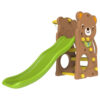 Bear Slide Outdoor Side With Basketball - Chd-160