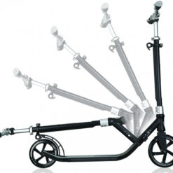 Globber - Scooter One NL 205/180 Duo Cobalt Black-474-102