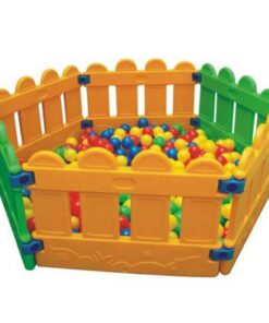 Mini playpen fence for baby