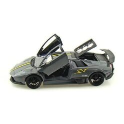 Lamborghini Murcielago Motormax LP 670-4 SV 1/24 Grey - 88094