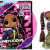 LOL Surprise OMG Remix Honeylicious Fashion Doll, Plays Music with 25 Surprises-MGA-567264